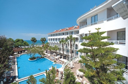 8 dagen all inclusive in Notion Kesre Beach